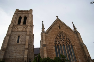 Anglican Cathedral front