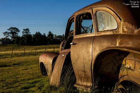 Rusty Chevy 5