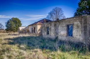 Old Cottages 1 HDR